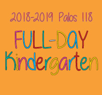 Full Day Kindergarten 2018-19